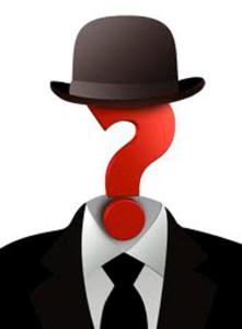 вопрос в шляпе
